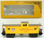 Lionel 6-6904 Union Pacific Extended Vision Caboose LN/Box