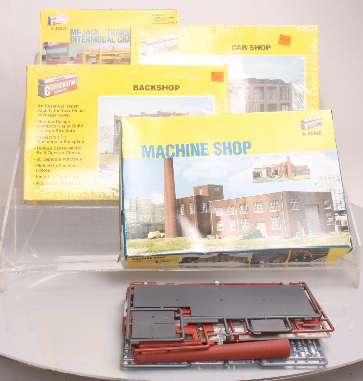 Buy Walthers N Scale Cornerstone Series Railroad Building
