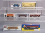 Micro Trains, Atlas, Etc N Scale Freight Cars: 56350, 41251, 106080, Etc [7] LN