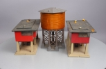 Lionel 465 Sound Dispatching Station & 30 Operating Water Tower [3]