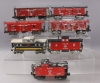 Lionel, K-Line & Other O Scale Assorted Freight Cars; 6-C300, 6-C301, 6-C301, 6-  Lionel