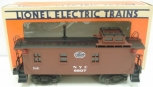 Lionel 6-6907 New York Central Woodside Lighted Caboose LN/Box