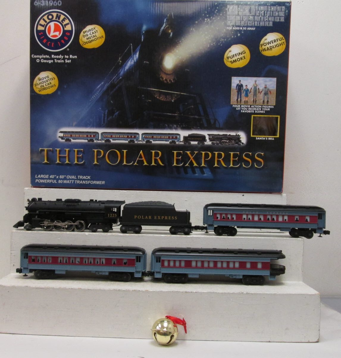 Buy Lionel 6-31960 Polar Express Train Set - No Track or ...