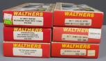 Walthers HO Scale Freight Car Kits: 932-3001, 932-3301, 932-3667 [6]/Box