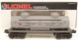 Lionel 6-16103 Lehigh Valley Tank Car LN/Box