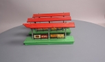 Lionel 156 Lighted Station Platform [3]