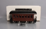 Delton 9501P G Pennsylvania Illuminated Short Coach Passenger Car #6 w/ Metal Wh