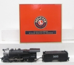 Lionel 6-28006 Atchinson, Topeka, and Santa Fe E6 4-4-2 Steam Engine & Tender EX