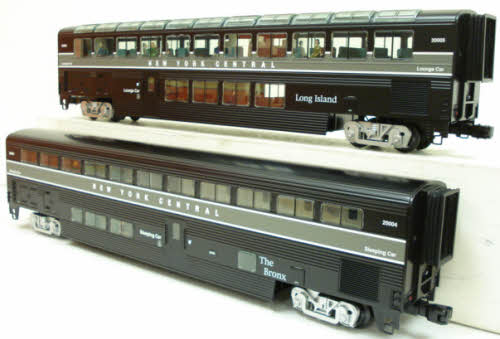 Buy Lionel 6-15316 Nyc Superliner 2-Pack | Trainz Auctions