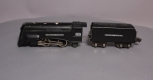 Lionel 265E Lionel Lines Commodore Vanderbilt Steam Locomotive w/Tender