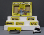 Harley Davidson 99292 HO 1994 Collectors Edition Electric Train Set EX/Box