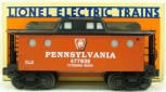 Lionel 6-19727  Pennsylvania Illuminated Caboose NIB