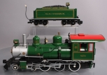 Bachmann G Scale Southern Suwanee River Special #8254 Steam Locomotive