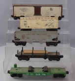 Lionel Freight Cars: 3461, 6456, 36621, 6014 and 6-9122  [5]