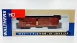 Walthers 931-2126 HO Union Pacific 40' Wood Box Car w/ Grain Doors NIB
