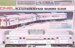 Lionel 6-8868 Amtrak RDC-4 Baggage/Mail Car NEW