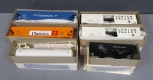 Weaver O Scale Assorted Freight Car Assembly Kits - 2 Rail; 1504, 1540, 1252, 90