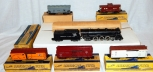 1954 American Flyer K5437T The METEOR Steam Freight Train Set 293 Pacific +5Cars