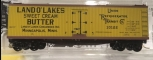 MicroTrains 49460 N Scale URTC Land O' Lakes 40' Double-Sheathed Wood Reefer #10