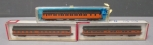 Con-Cor & Rivarossi N Scale Assorted Great Northern & The Milwaukee Road Passeng