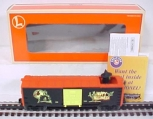 Lionel 6-16794 Wicked Witch Operating Halloween Boxcar LN/Box