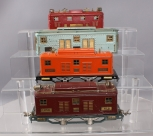 Lionel & Other O Scale Vintage Assorted Electric Locomotive Shells [4]