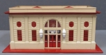 T-Reproductions 116 Standard Gauge Illuminated Passenger Station EX