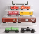 S Gauge Assorted Freight Cars [9]