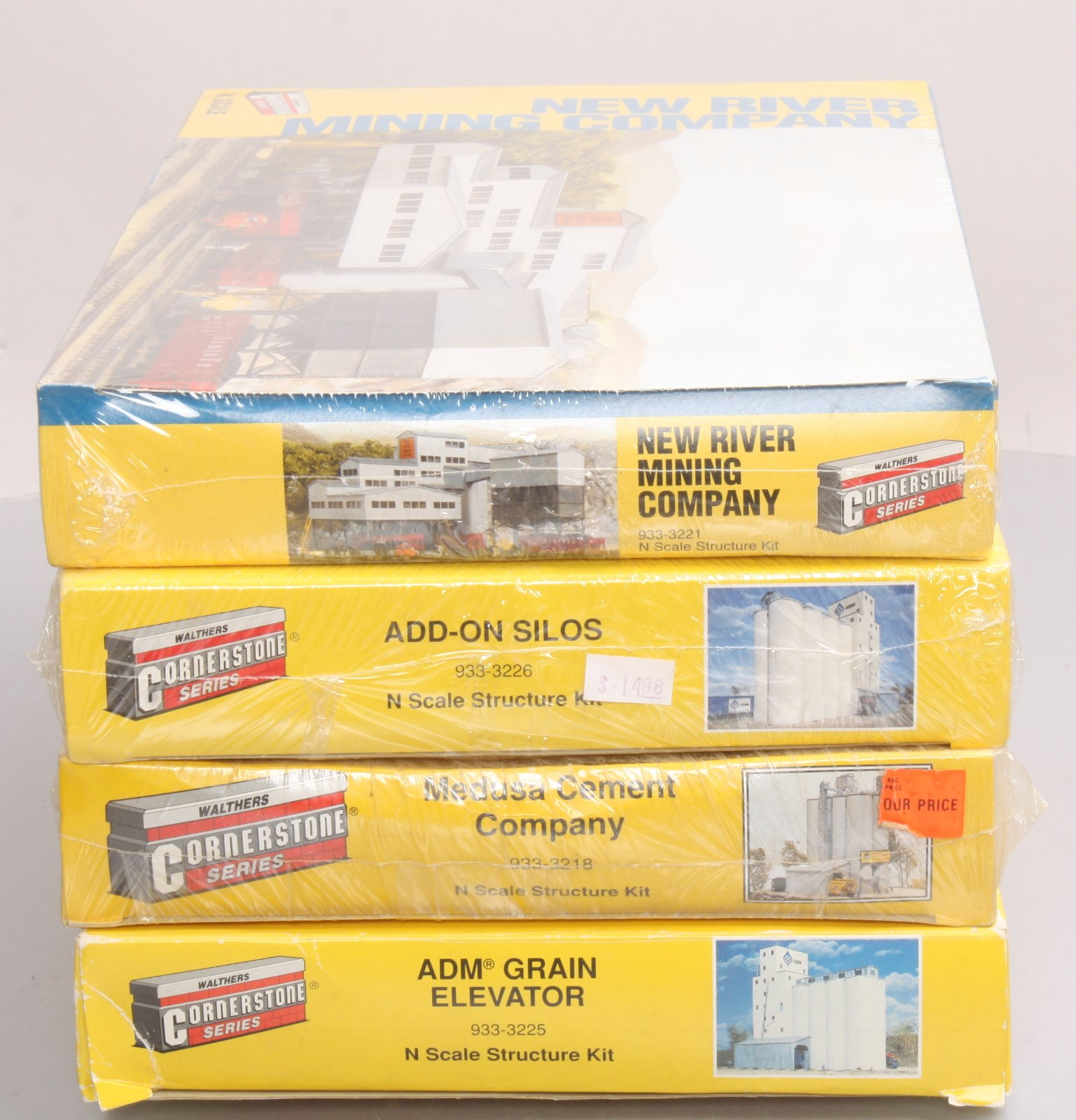 Buy Walthers N Scale Cornerstone Series Industrial Building