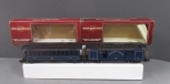 Bachmann G Scale B&O Passenger Coaches: 97243, 97443 [2]/Box