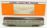 Lionel 6-7207 New York Central Dining Car LN/Box
