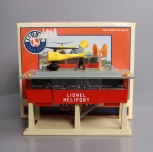 Lionel 6-14084 419 Operating Lionel Heliport EX/Box