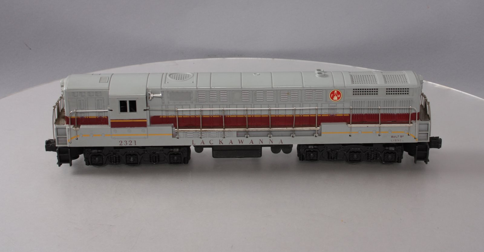 Lionel 2321 Lackawanna FM--Gray Roof Version/Box 023922623218 Lionel 2321