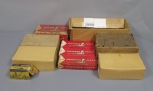 American Flyer S Gauge Postwar Track, Switch, Set & Accessory Boxes (10)/Box