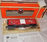 Lionel 6-36769 LRRC Lighted 4th of July Fireworks Car LEDs Railroad Club Patriot
