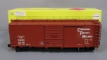 Aristo-Craft ART-46000 G Scale Canadian Pacific 40' Boxcar Kit w/ Metal Wheels