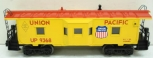Lionel 6-9368 Union Pacific Bay Window Lighted Caboose EX