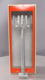 Lionel 6-37903 O Scale 16 Cell Phone Tower with Flashing Red Warning Light/Box