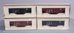 American Models 3206 S Scale NYC Hopper Cars: 823801, 823845, 823878, 823887 [4]