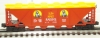 Lionel 6-9261 Sun-Maid Raisins Quad Hopper LN/Box 023922692610 Lionel 6-9261