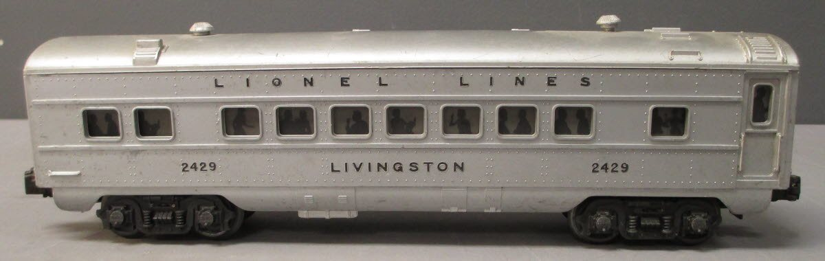Buy Lionel 2429 Livingston Passenger Car | Trainz Auctions