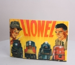 Lionel 1954 Original Consumer Full Color Catalog LN