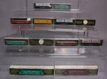 Aurora N Scale Assorted Freight Cars [12] EX/Box
