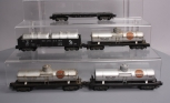 American Flyer S Scale Assorted Postwar Freight Cars; 24309, 24309, 925, 25515,