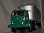 G First Gear 1953 White 3000 Mid-States Freight LineTruck 1/34 diecast tractor