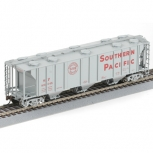 Athearn 93736 HO Scale Southern Pacific PS 2893 Covered Hopper #401048 NIB