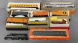 Rivarossi, Other HO Scale Diesel Engines, Freight Cars, Passenger Cars: 2952-0,