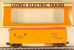 Lionel 6-17306 Standard O Pacific Fruit Express Reefer Car #459401 LN/Box