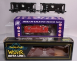 RMT & Weaver O Scale Assorted Freight Cars [4] 3-Rail LN