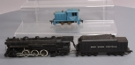 American Flyer HO Scale Vintage 31021 Diesel Switcher & 446 NYC 4-6-4 Steam Loco